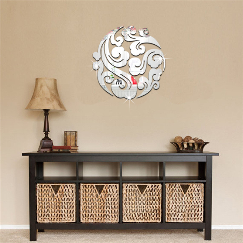 Silver And Gold Wall Art popular wall art silver-buy cheap wall art silver lots from china
