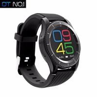 No 1 G8 Smart Watch Phone MTK2502 Bluetooth 4 0 SIM Card Smartwatch Call Message Reminder