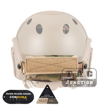 лучшая цена Emerson Helmet Accessory Pouch Balancing Bag Counterweight Bag EmersonGear Tactical Combat Helmet Hunting Equipment Airsoft CS