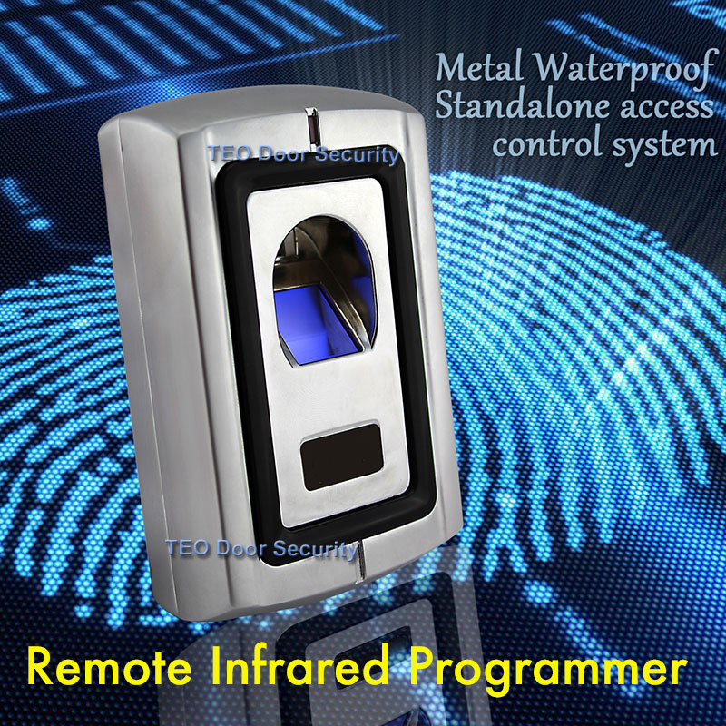 Offline Access Control Fingerprint Access Control  F007 Fireproof Shockproof F007EM Metal ACCESS Building Biometric sony hdr az1vr
