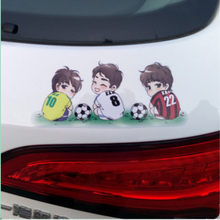 Detail Feedback Questions About Car Football Kid Cartoon Stickers
