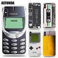 面白いソフト Tpu ケース Iphone 5 7 8 プラス X 6 6 s 5 5 s SE ビールゲームボーイ電話バッテリークリア iphone XS
