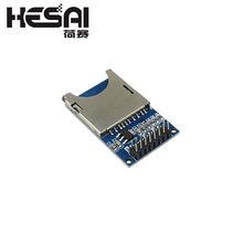 Reading and Writing Module SD Card Module Slot Socket Reader