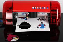DIY Paper Die Cut Machine Miniature Laser Positioning Die Cutting Machine Plotter Die Machine USB Interface Laser Engraved DKJ08