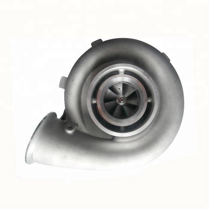 Xinyuchen turbo GTA4508V karayolu kamyon turbo R23534361 için 758204-5007S turbo detroit dizel