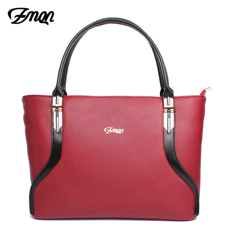 ZMQN Tote Bags Handbag Women Famous Brand PU Leather Luxury Designer Handbag High Quality High Capacity Ladies Hand Bag Red A805 anime one piece fiery robin model garage kit pvc action figure classic collection variable action toy doll