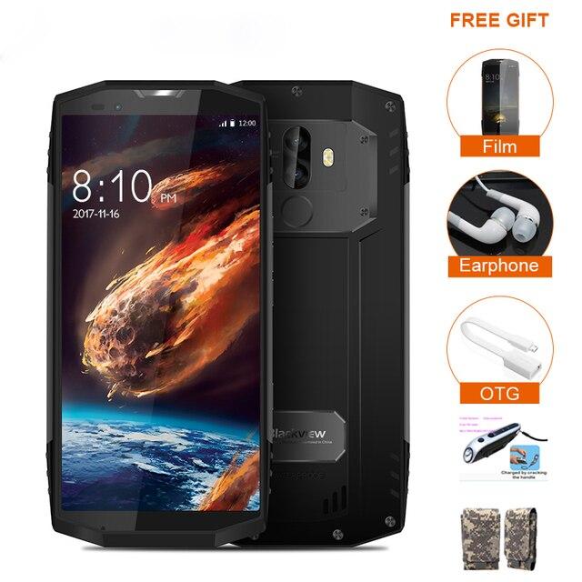 "Blackview BV9000 Pro IP68 Водонепроницаемый телефон Смартфон 5.7 ""18:9 HD + полный Экран 6 ГБ + 128 ГБ helio p25 Octa core NFC мобильного телефона"