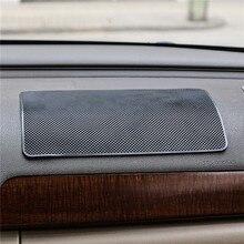 27CM X 15CM kaymaz Mat silika yapışkan ped kaymaz tutucu cep telefonu GPS güneş gözlüğü araba aksesuarları kaymaz Mat