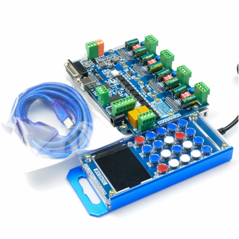 New style USBMACH3 4 Axis Drive Development Board for DIY CNC Router Engraver drive style