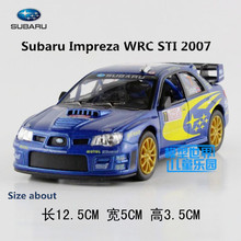 KINSMART Die-Cast Metal Models/1:36 Scale/Subaru Impreza WRC 2007 toys/for children's gifts or for collections