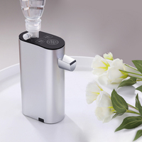 220V travel electric kettle instant hot water dispenser mini portable small folding water heater
