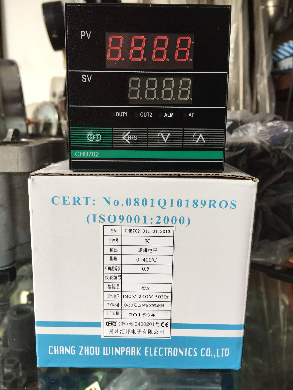 WINPARK CHB702 solid state temperature controller Smart Thermostat Huibang CHB702 011 0112013