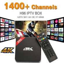 Best 4K Sky Italian UK DE French IPTV Box 1400 Plus Free Sky Sport Channel IPTV Sky European IPTV Box Free TV Arabox Kodi Loaded