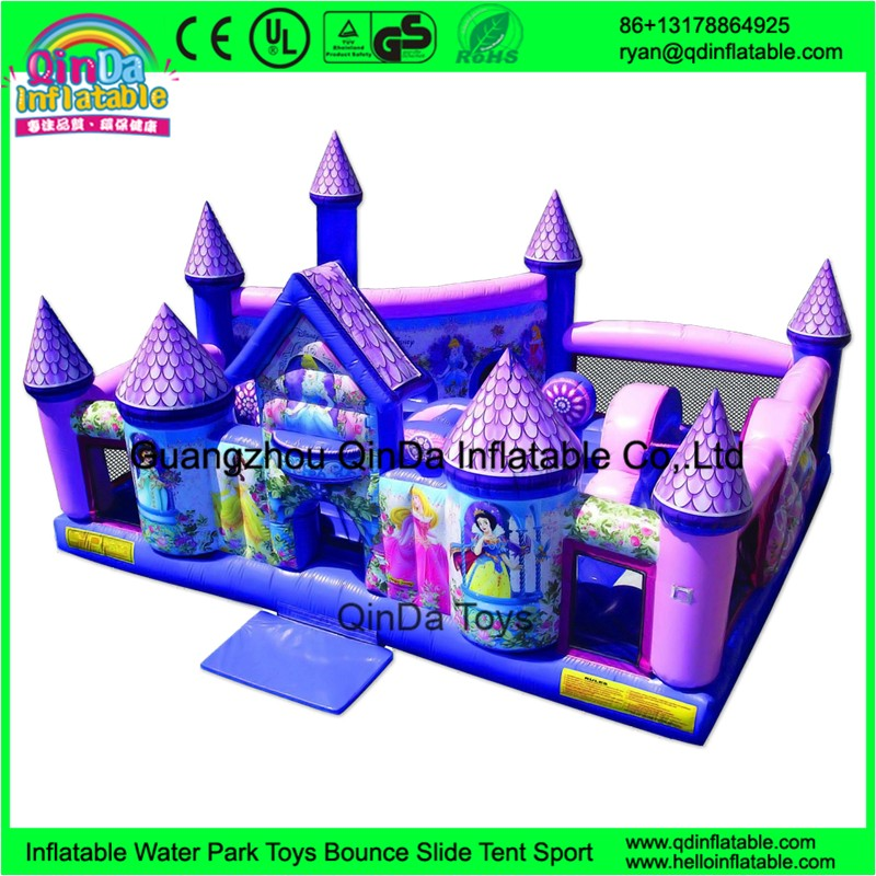 inflatable giant fun city98