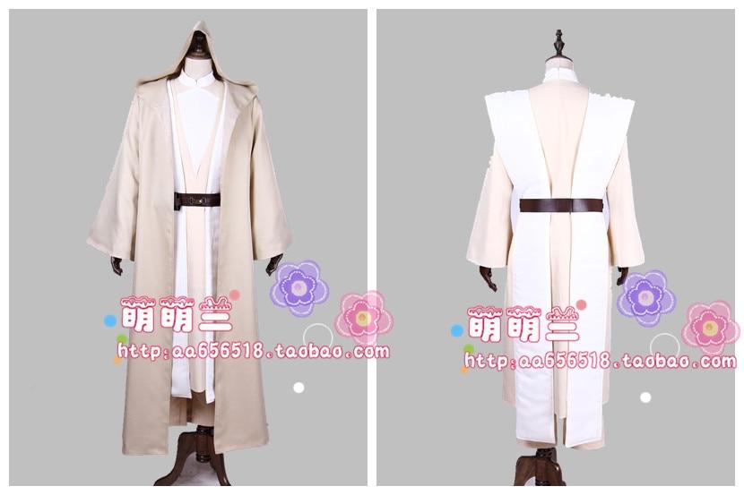 Online Game Star Wars Skywalker Jedi Cosplay Costumes Anakin Jedi Clothing
