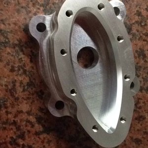 Metal CNC Service Mechanical P