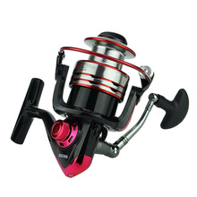 Metal Coil Spinning Fishing Reel 13 Ball Bearing 2000-7000 Series 5.2:1 Boat Rock Reels fishing tackle
