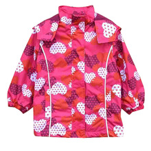 2016 New Spring Autumn Fashion Baby Girls Jacket Coat Children Outerwear Clothing Kids Girls Warm Coat 3-7 Years Old