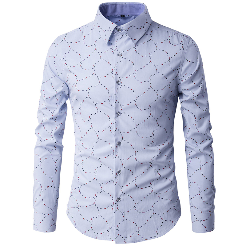 Vintage style mens dress shirts