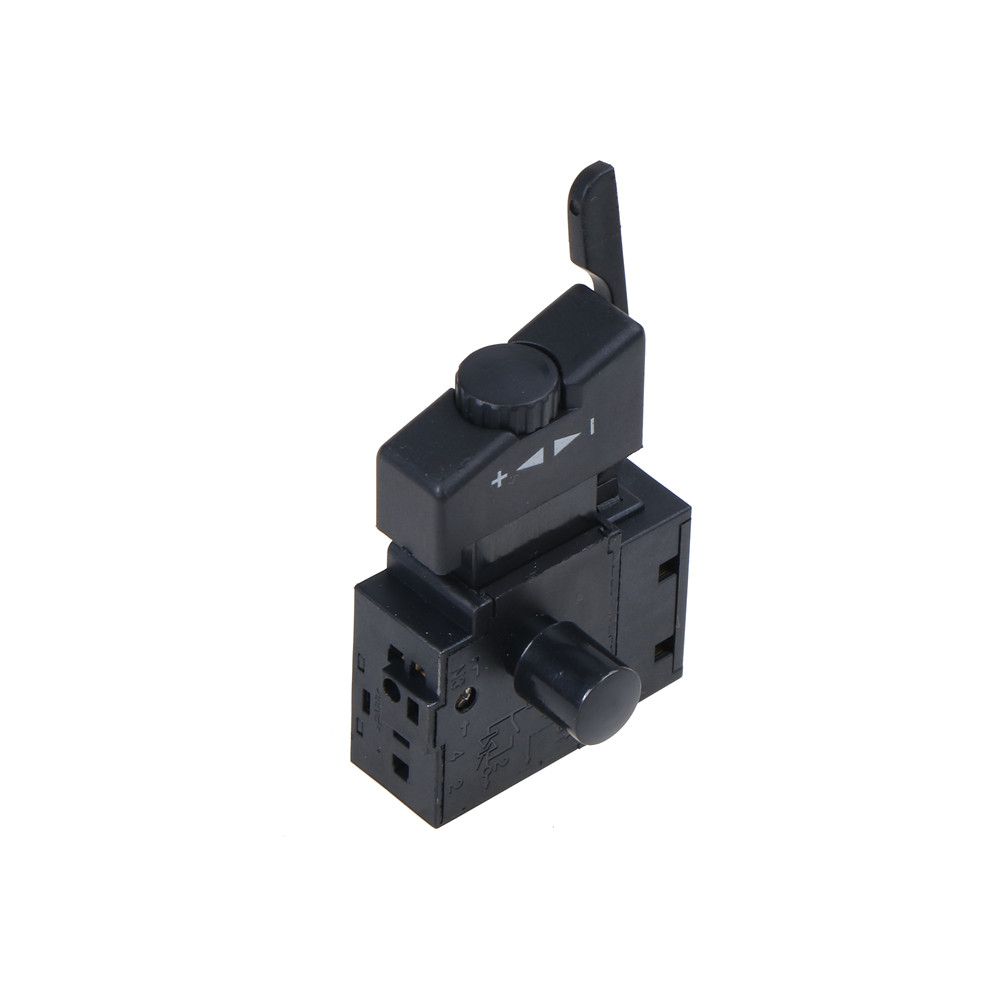 Power Tool Accessories Ac 250v 4a Spst Momentary Trigger Switch For Electric Drill Durable Service Hand & Power Tool Accessories
