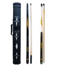 New BK3 Billiard Pool Cue Stick 12.75mm 11.5mm Tip Black White Color S2 Break Punch Jump with Case Set China