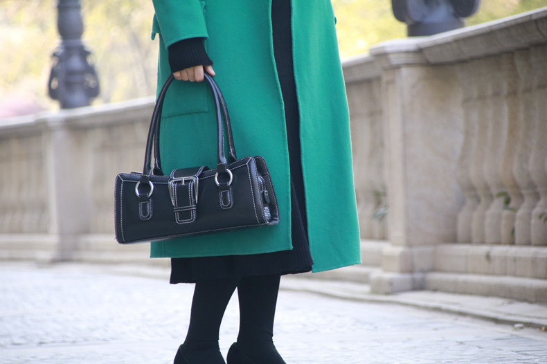 Simples bolsa feminina bolsas de couro feminino