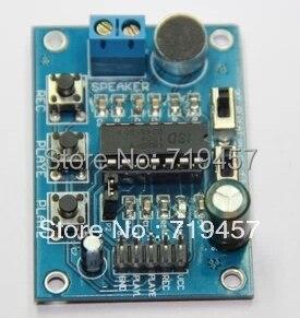 FREE SHIPPING 10PCS/LOT Isd1820 Recording Module Voice Board Module Recorder Amplifier