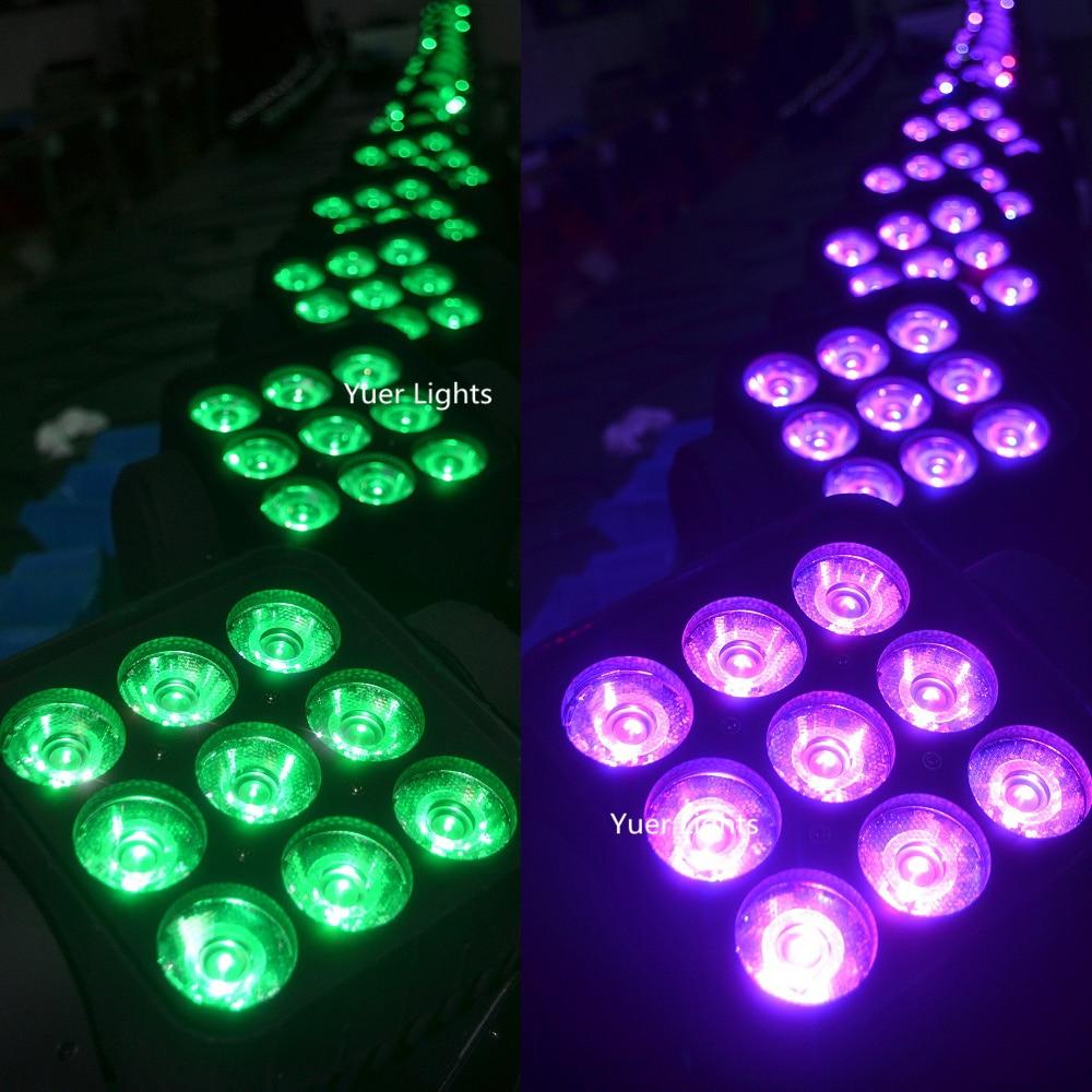 4 em 1 rgbw led par can luz 06