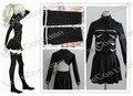 Tokyo Ghoul Ken Kaneki transformation woman female Cosplay Costume Tailor made