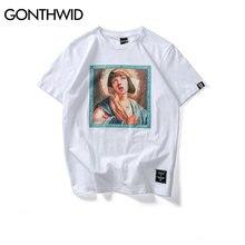 Virgin Mary Pulp Fiction Printed T-Shirt – FREE Shipping