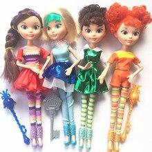 4 шт./лот 28 см 9 суставов может двигаться Фея Фэнтези патруль кукла MAWA AEHKA BAPR че * ка фигурки героев игрушечные лошадки модель для детский подарок