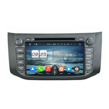 ROM 32G Octa Core Android 6.0 Fit Nissan SYLPHY /B17 /Sentra 2012 2013 2014 Car DVD Player Navigation GPS Radio