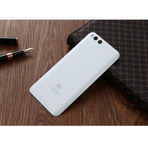 Image 4 - 100%Original XIAOMI Mi6 Mi6 Back Cover Battery Case 3D Glass Housing Cover, Back Door Rear Cover Replacement For Xiaomi Mi6