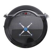 Robot aspirador automático para el hogar y la Oficina, gran oferta, para fregar en seco y húmedo, limpieza de suelo inteligente, Robot electrónico