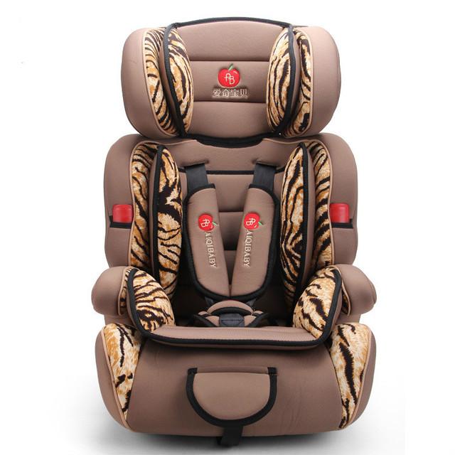 Super Macio Saudável Portátil Assento de Carro Do Bebê Seguro Auto Assento Absorção de Choque Criança Crianças Cadeira de Assento de Segurança Para Crianças C01