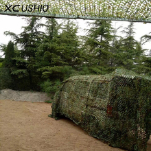 Hunting Military Camouflage Emergency Sun Shelter Net Woodland Camping Jungle Netting Woodlands Camo Car Covers Tent Outdoor