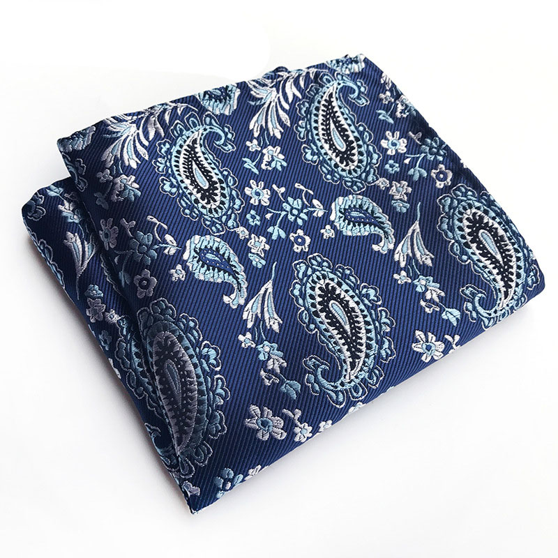 European And American Popular Style Suit Pocket Squares  FY18061907