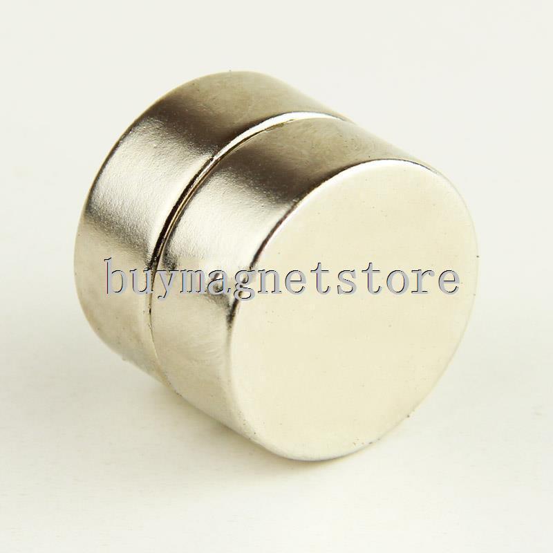 bdb2d0740fd6 10 piezas x Gran imán fuerte cilindro 25mm x 10mm tierras raras de neodimio  Craft modelo N35 neodimio ndfeb imanes neodimio