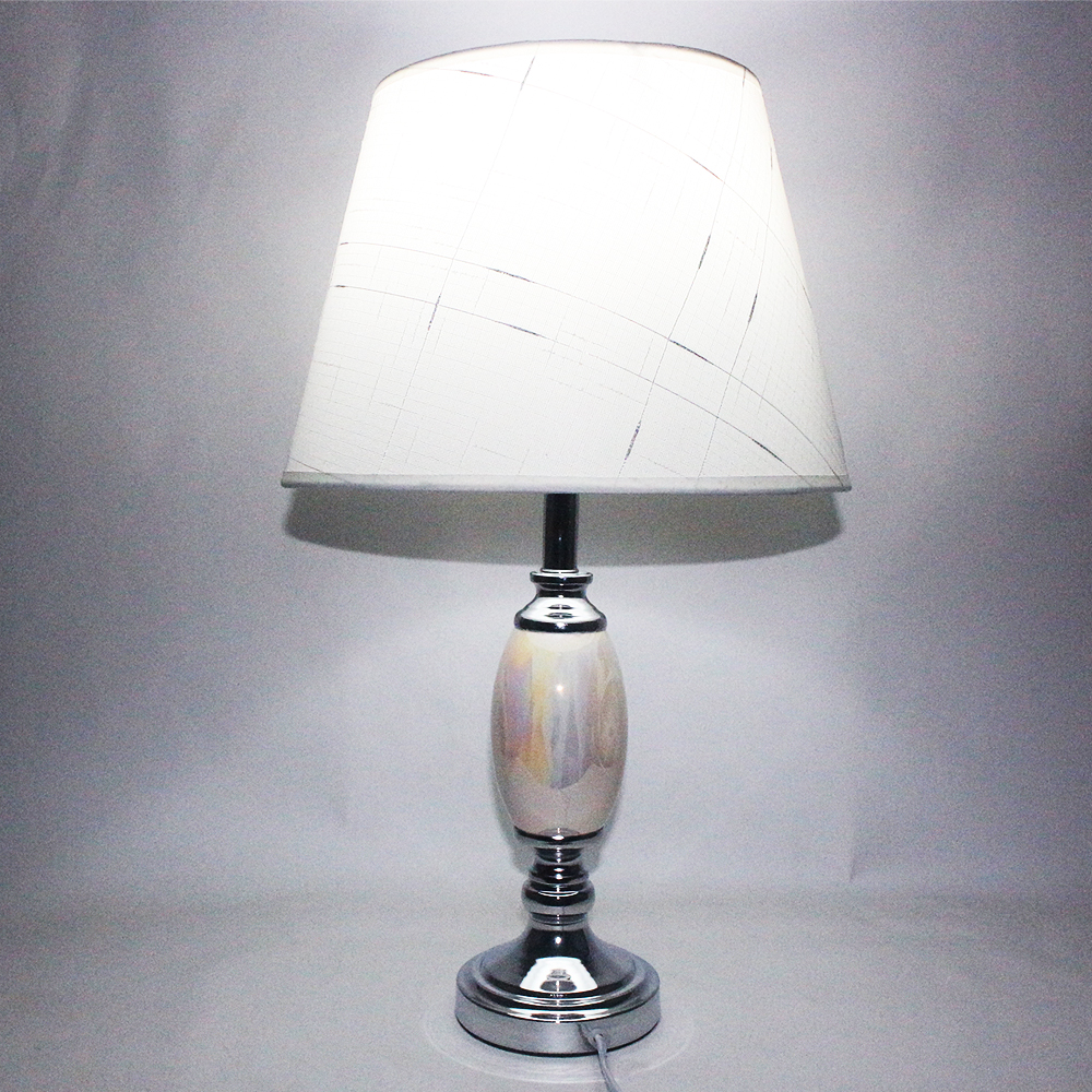 Modern painted unique fabric ceramic desk lights vintage E27 LED 220V Table Lamp for study bed room living room office hotel barModern painted unique fabric ceramic desk lights vintage E27 LED 220V Table Lamp for study bed room living room office hotel bar