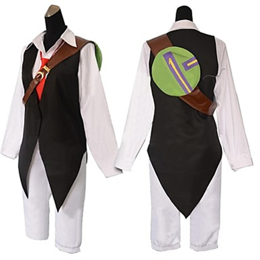 Can be tailored Anime The Seven Deadly Sins Cosplay Meliodas Dragon s Sin of Wrath Man
