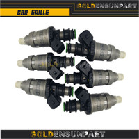 6PCS OEM NEW FUEL INJECTOR 65L 13761 00 For YAMAHA OUTBOARD ENGINE Motor 65L 13761 00 00 65L137610000