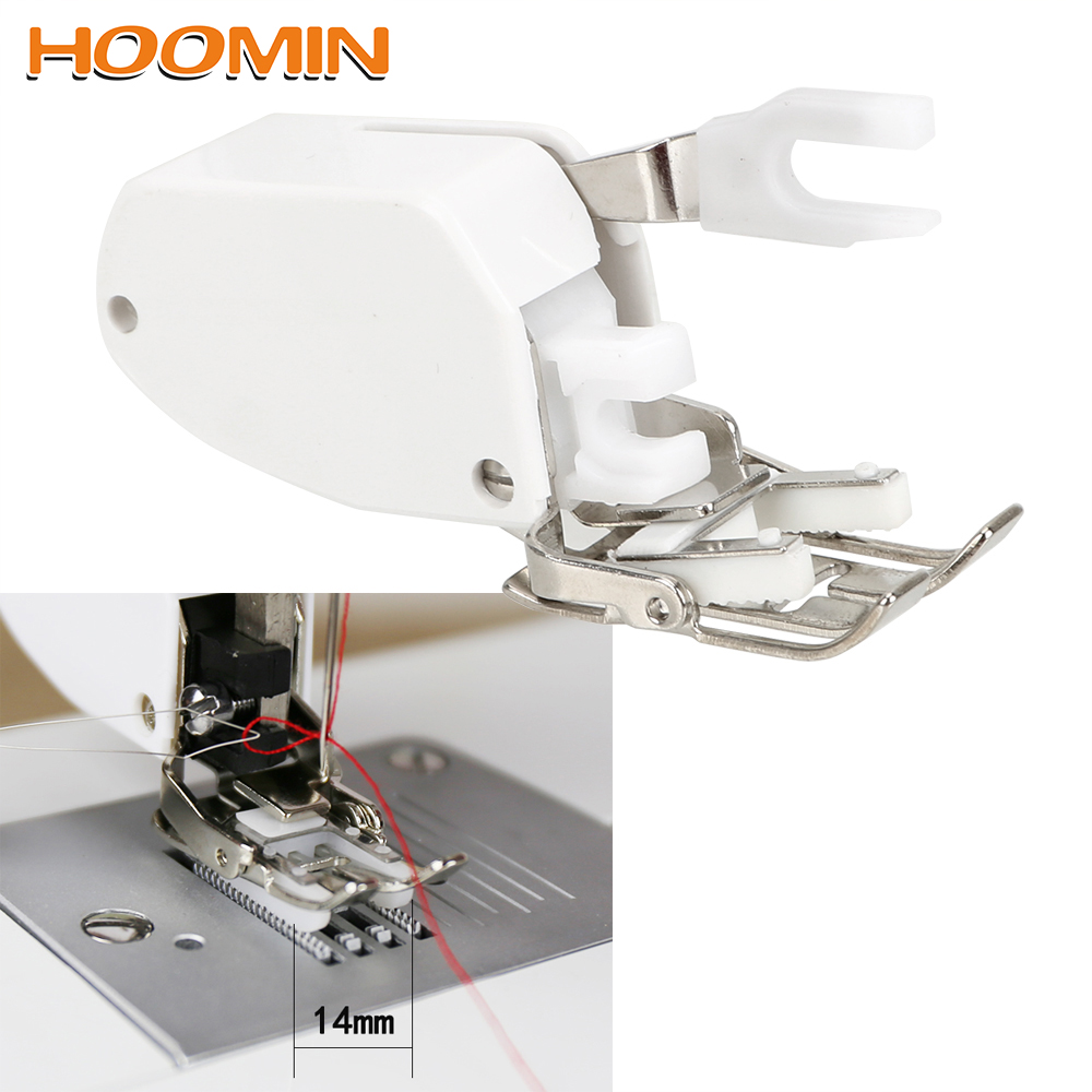 Domestic sewing machine 5mm walking foot janome even feed low shank  HA