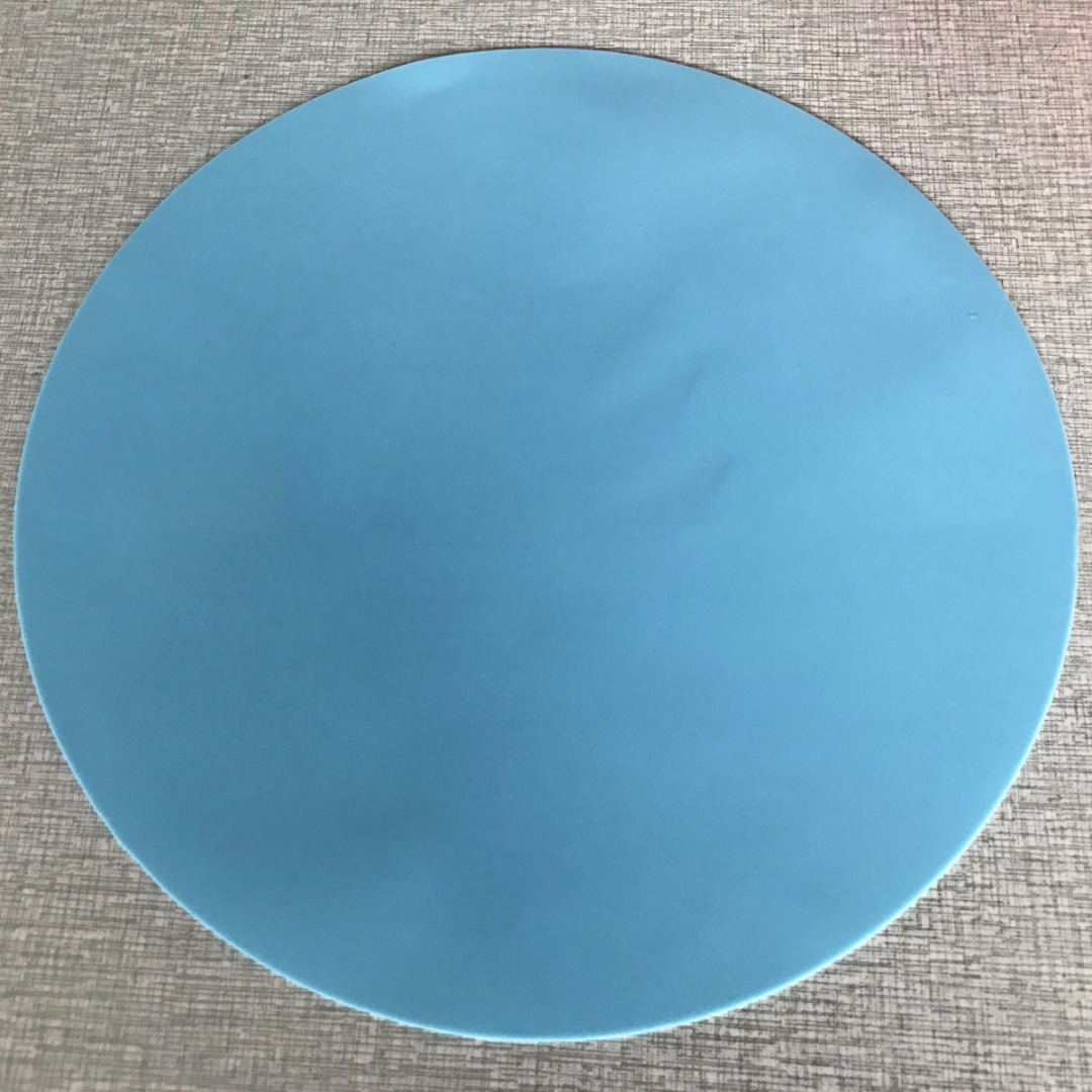 1pc Oven Microwave Pad Round Silicone Baking Mat 30cm Cookie Pizza ...