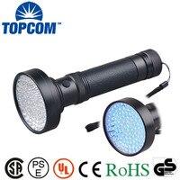 10W Torch Light UV Lamp 390NM 100 LED UV Flashlight