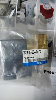// VCW41-5D-10-04 new original authentic SMC pneumatic components electromagnetic valve
