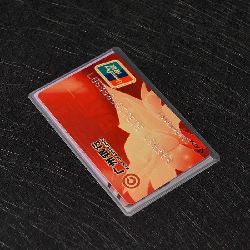 Catoon Водонепроницаемый Розовый пантера держатель карты пластиковая карта из ПВХ защитный чехол для защиты карт студенческий держатель карты 2 бит карты