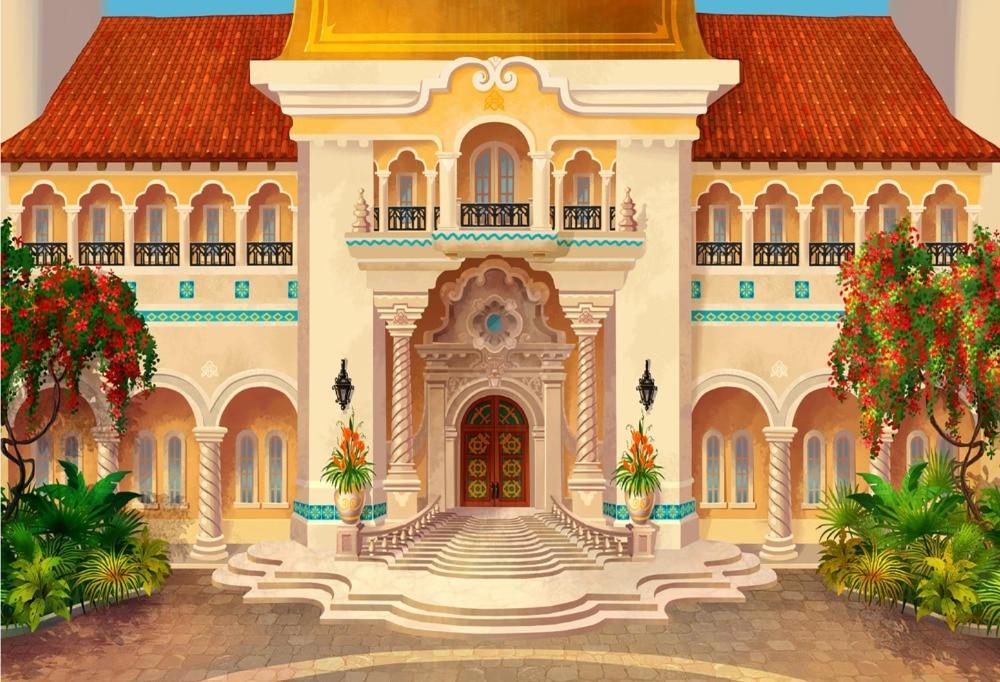 картинка королевский дворец сказочный упоминал выше все