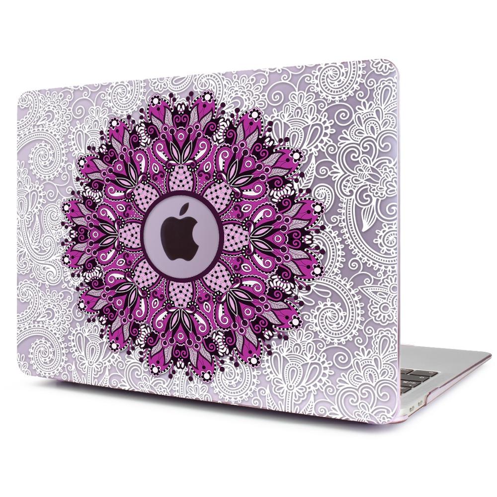 Mandala Print Case for MacBook 72