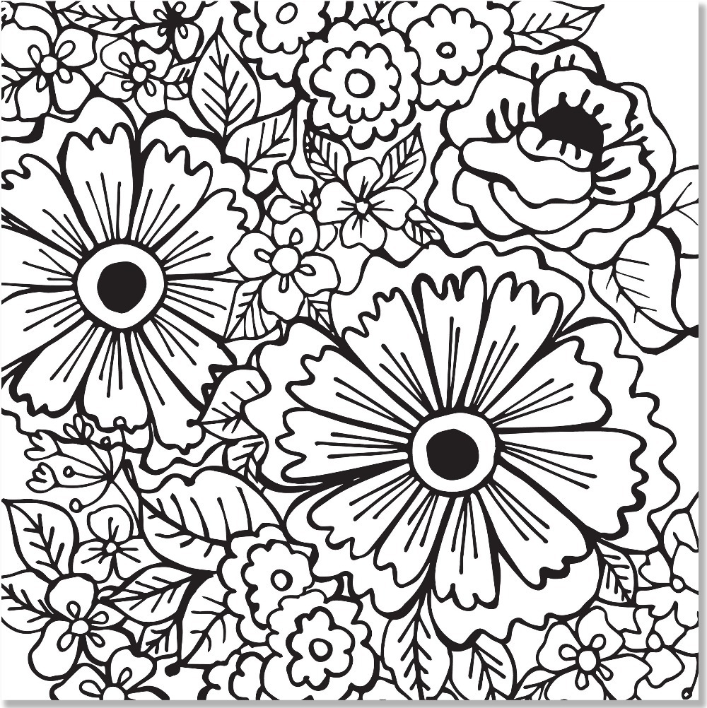 Stress relieving coloring - Joyful Designs Artist S Coloring Book 31 Stress Relieving Designs English Adult Coloring Books Pencil Coloring Book In Books From Office School