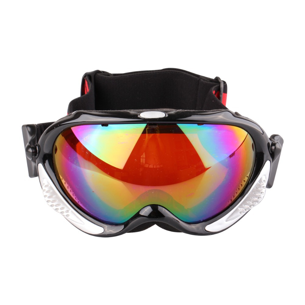 Sports Ski Snowboard Skate Goggles Glasses Outdoor Motorcycle Off-Road Ski Goggle Glasses Eyewear Lens S02